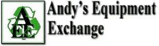 Andy's Equipment Exchange The World For Sale Store