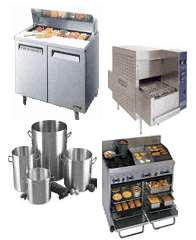 Bringing you the best in Restaurant Equipment and Pizza Equipment!
